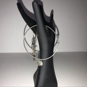 Alex and Ani set of two bangles bracelets